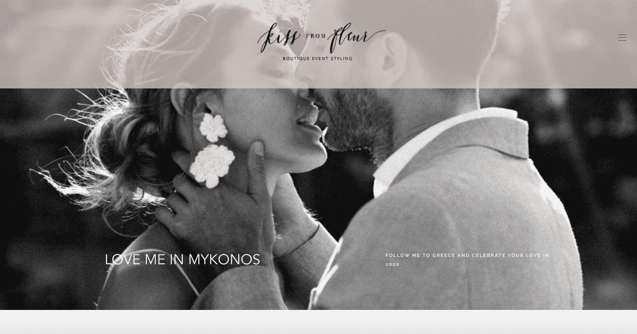 SEO Websitetexte Kiss from Fleur