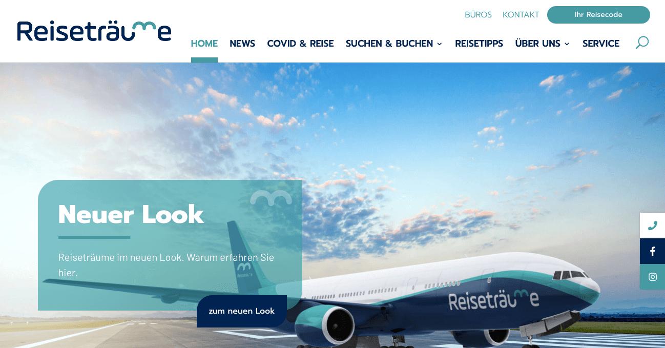 SEO Websitetexte Reisebüro